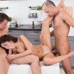 Katty West in '21Sextury' Peeping Tom Threesome (Thumbnail 80)