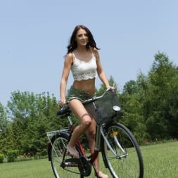 Katy Rose in '21Sextury' Girl On A Bicycle (Thumbnail 1)
