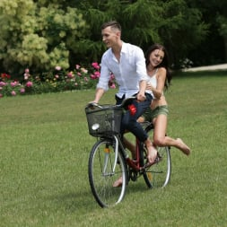 Katy Rose in '21Sextury' Girl On A Bicycle (Thumbnail 22)