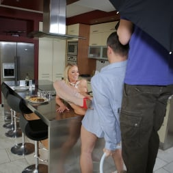 Kiara Lord in '21Sextury' Backstage of 'Steak and BJ Day' (Thumbnail 77)