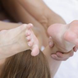 Kira Parvati in '21Sextury' Craving Her Toes (Thumbnail 126)