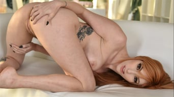Lauren Phillips in 'Naughty Ginger'