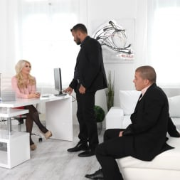 Layla Price in '21Sextury' Double Teaming Our Boss (Thumbnail 36)