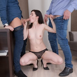 Lina Love in '21Sextury' Double Deal (Thumbnail 40)