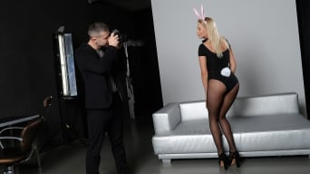 Lindsey Olsen in 'Lovely Easter Bunny'