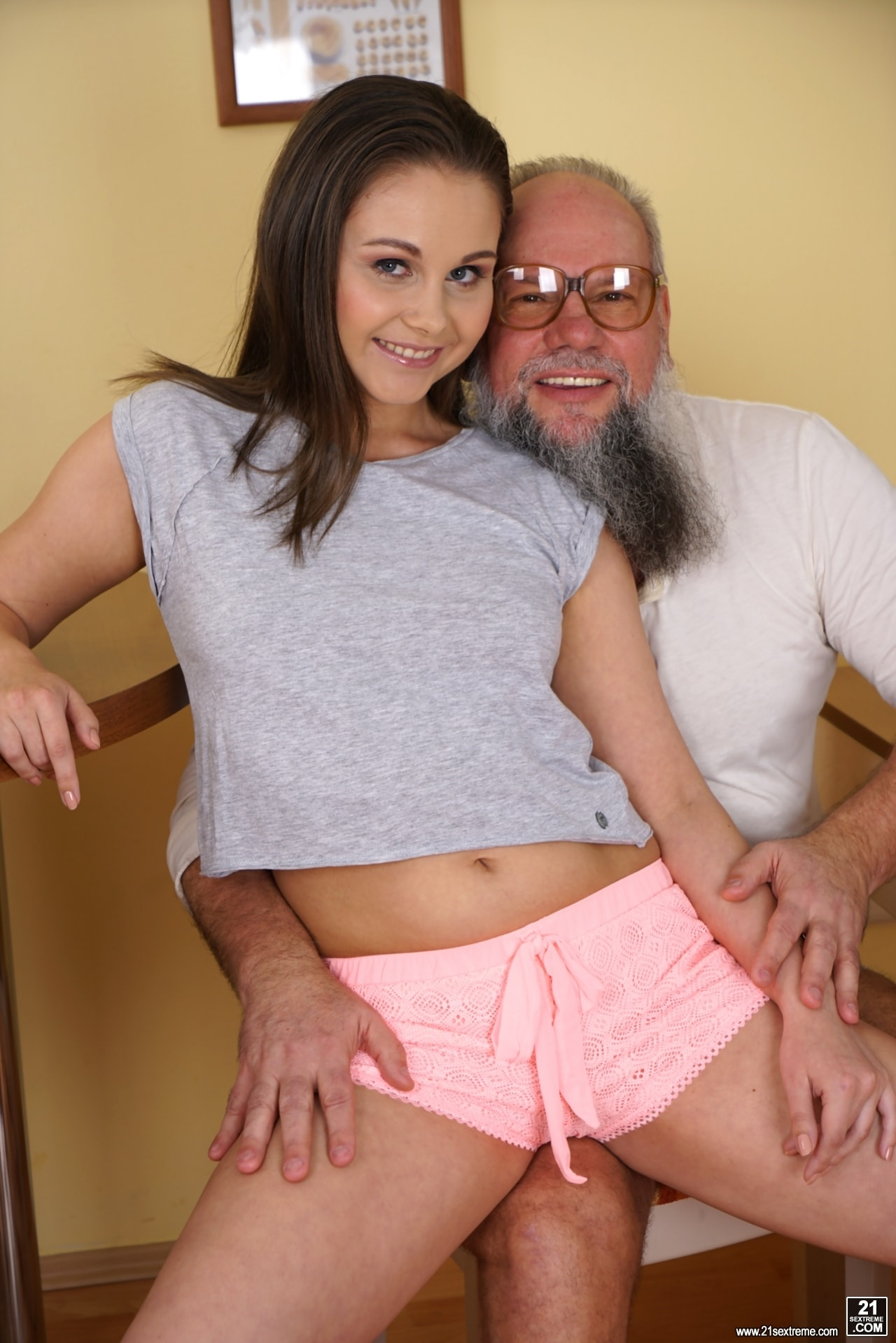 21Sextury 'Tasting A Young Woman' starring Liza Shay (Photo 13)