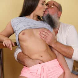 Liza Shay in '21Sextury' Tasting A Young Woman (Thumbnail 26)