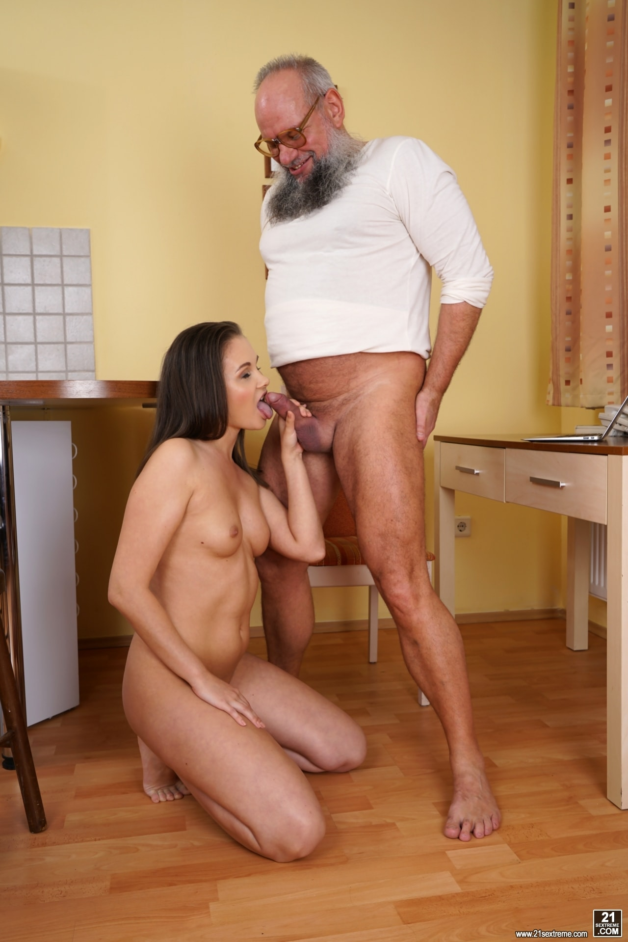 21Sextury 'Tasting A Young Woman' starring Liza Shay (Photo 52)