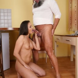 Liza Shay in '21Sextury' Tasting A Young Woman (Thumbnail 52)