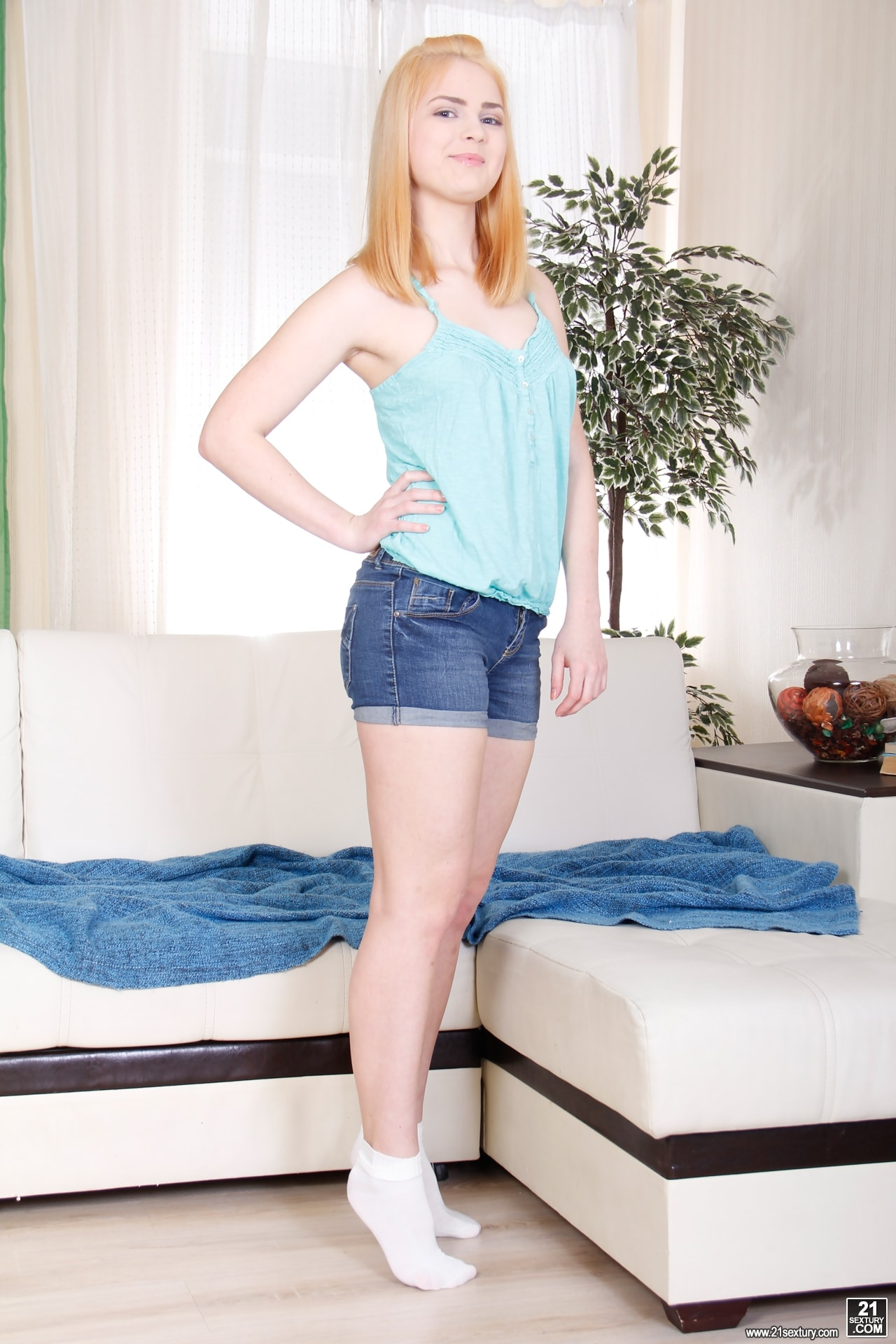 21Sextury 'Naughty Lolly's Big Gape' starring Lolly Small (Photo 1)