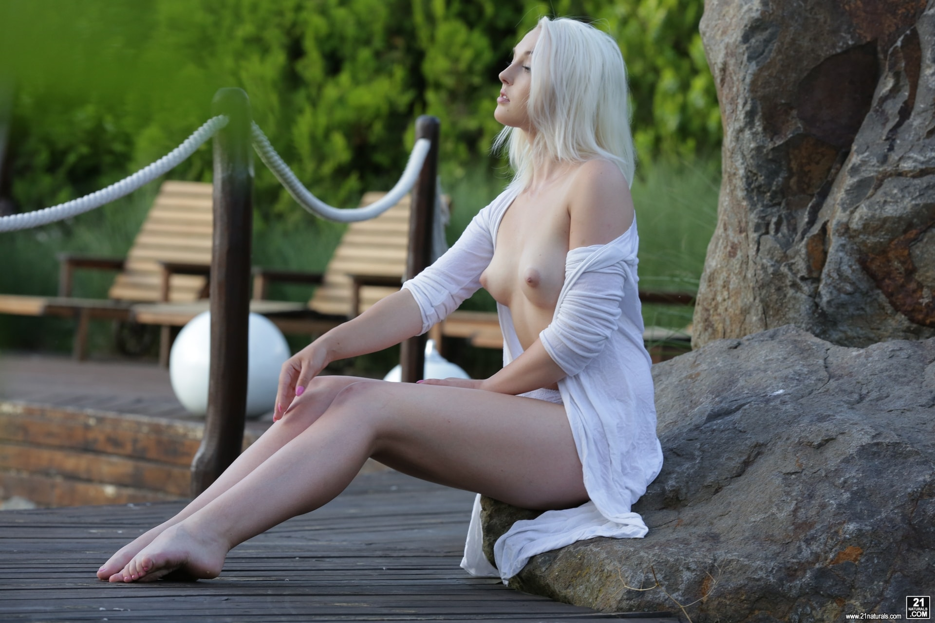 21Sextury 'Loving Lovisa' starring Lovisa Fate (Photo 16)