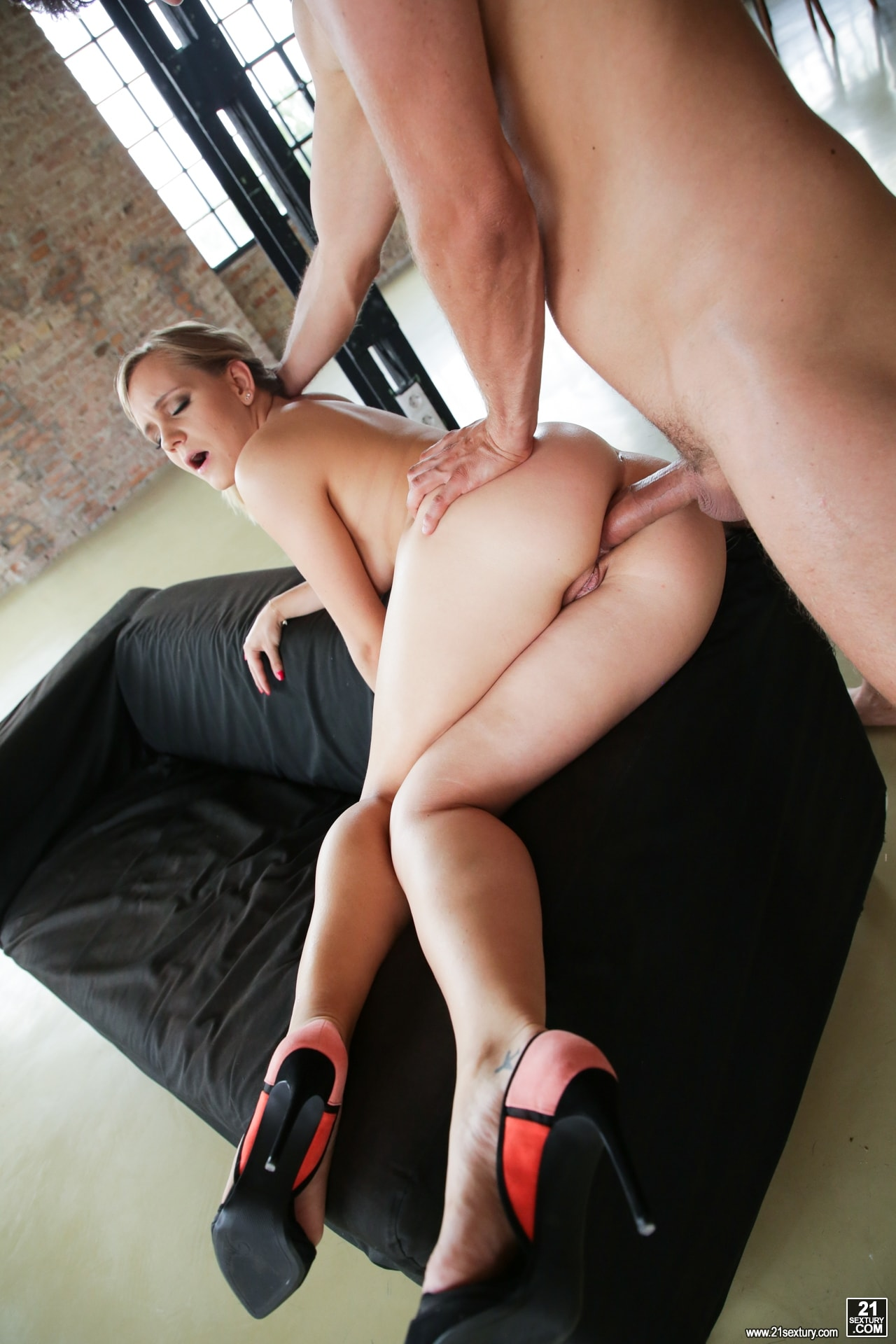 21Sextury 'Dirty Game' starring Lucette Nice (Photo 84)