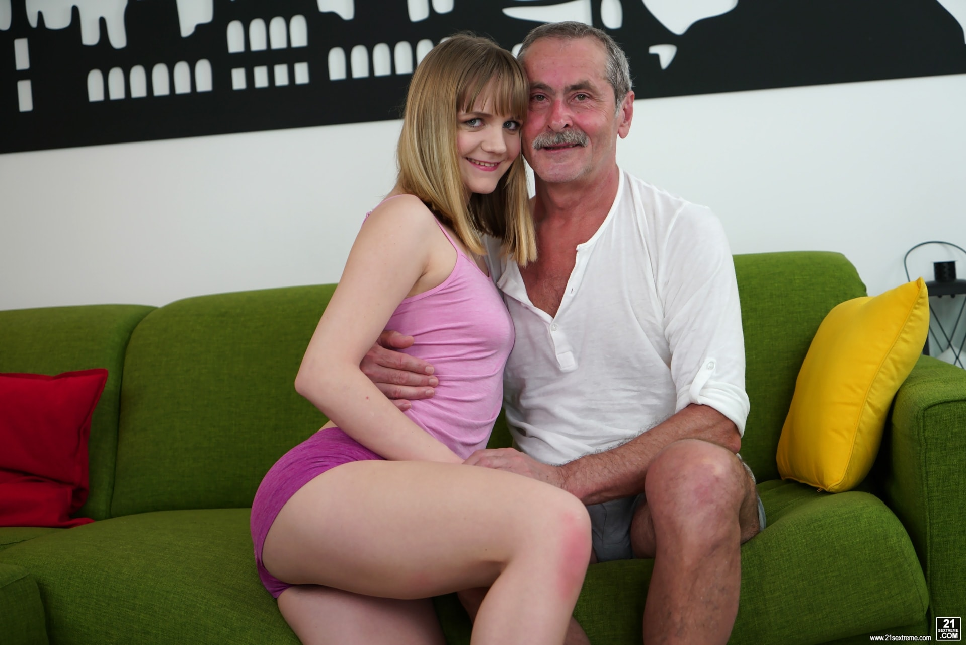 21Sextury 'Sexual Wisdom' starring Lucette Nice (Photo 42)
