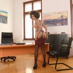 Luna Corazon in '21Sextury' Interracial Office Orgasm (Thumbnail 15)