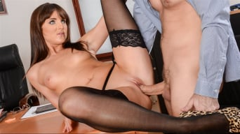 Lydia Lust in 'Better Than Financial Supervision'