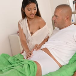 Mai Thai in '21Sextury' Patient and Doc Double Penetrate The Nurse (Thumbnail 30)