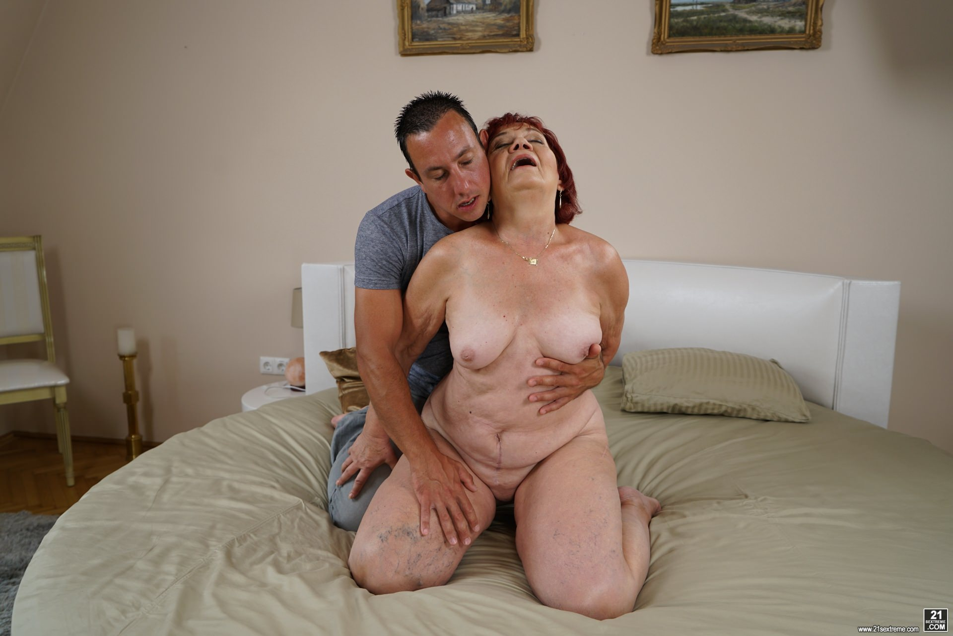 21Sextury 'Clean, Old And Sexy' starring Marsha (photo 7)