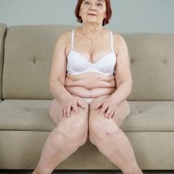 Marsha in '21Sextury' Redheaded Granny Wants Some Cock (Thumbnail 1)