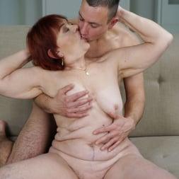 Marsha in '21Sextury' Redheaded Granny Wants Some Cock (Thumbnail 84)