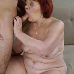 Marsha in '21Sextury' Redheaded Granny Wants Some Cock (Thumbnail 195)