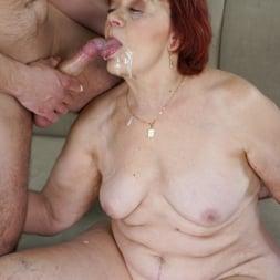 Marsha in '21Sextury' Redheaded Granny Wants Some Cock (Thumbnail 210)