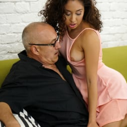 Melody Petite in '21Sextury' Petite Melody and Big Bruno (Thumbnail 60)