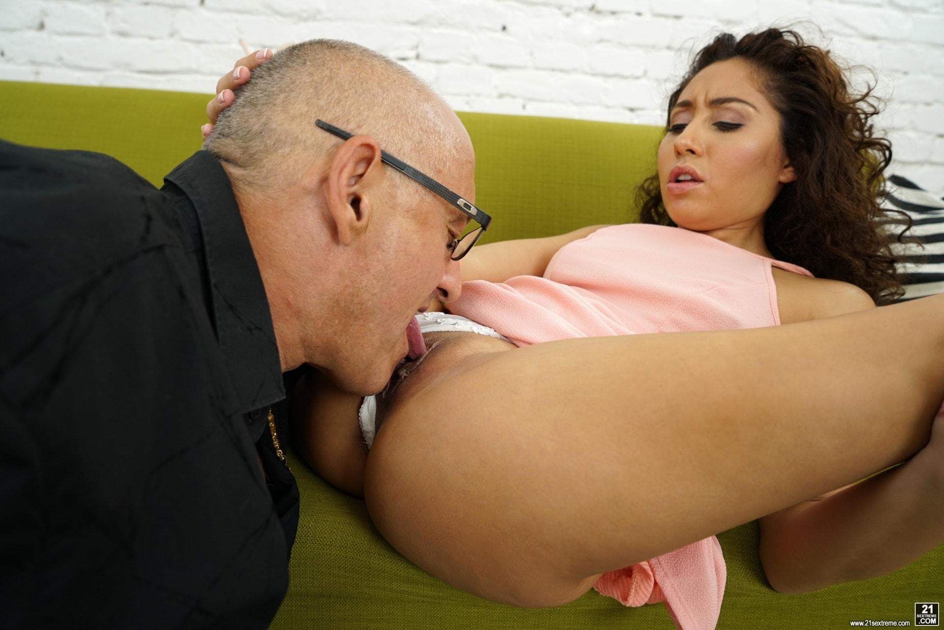 21Sextury 'Petite Melody and Big Bruno' starring Melody Petite (Photo 72)