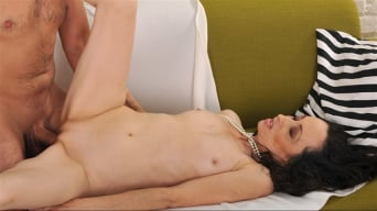 Milly in 'Ancient Cunt Gets Drilled'