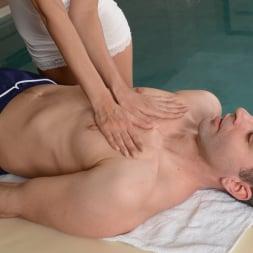Monique Woods in '21Sextury' Poolside Full-Body Massage (Thumbnail 39)