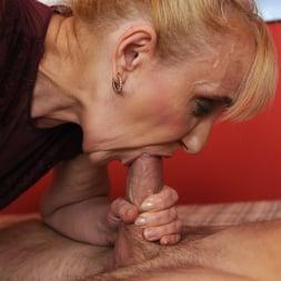 Nanney in '21Sextury' Grandma's Creampie (Thumbnail 52)