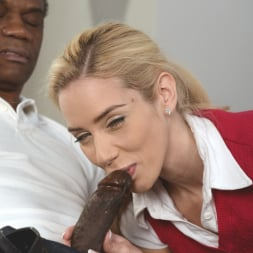 Nesty in '21Sextury' Interracial Study Session (Thumbnail 65)