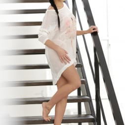 Nicole Love in '21Sextury' Anal Fucking On The Stairs (Thumbnail 1)