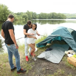 Nicole Love in '21Sextury' Strangers By The Lake (Thumbnail 2)