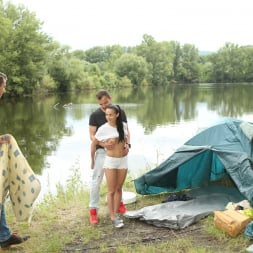 Nicole Love in '21Sextury' Strangers By The Lake (Thumbnail 4)