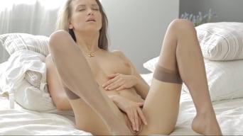 Nika A in 'Nika In Pantyhose'