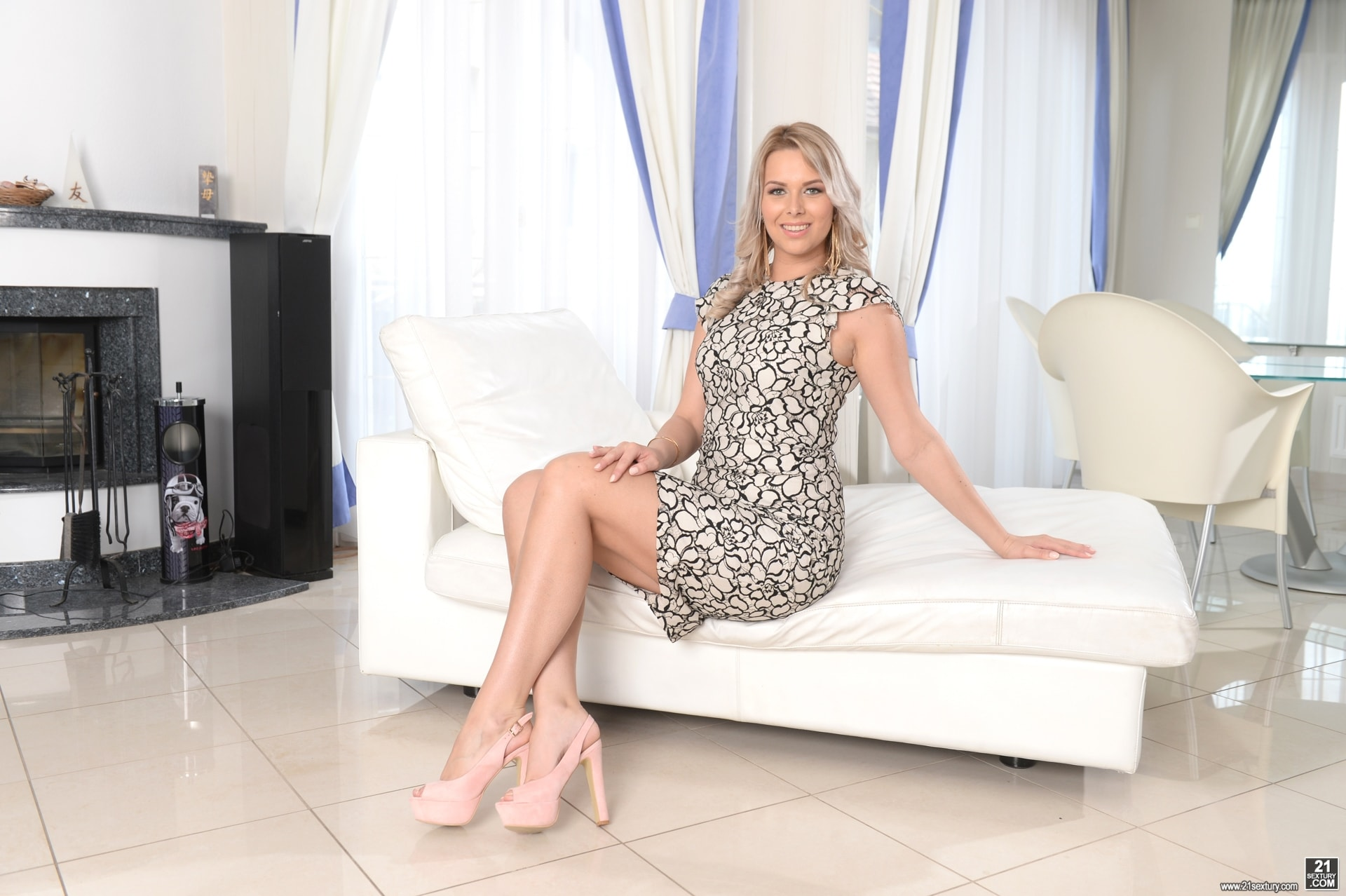 21Sextury 'Taking My Husband and Partner At Once' starring Nikki Dream (Photo 1)