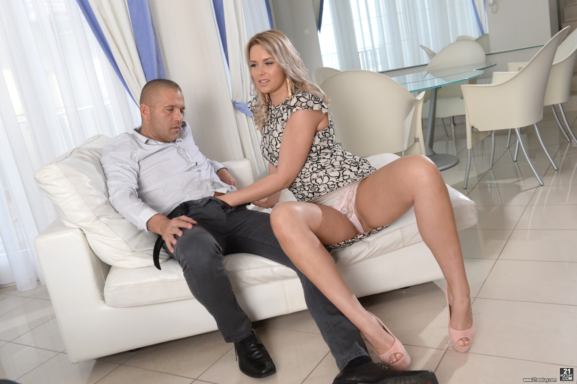 21Sextury 'Taking My Husband and Partner At Once' starring Nikki Dream (Photo 70)