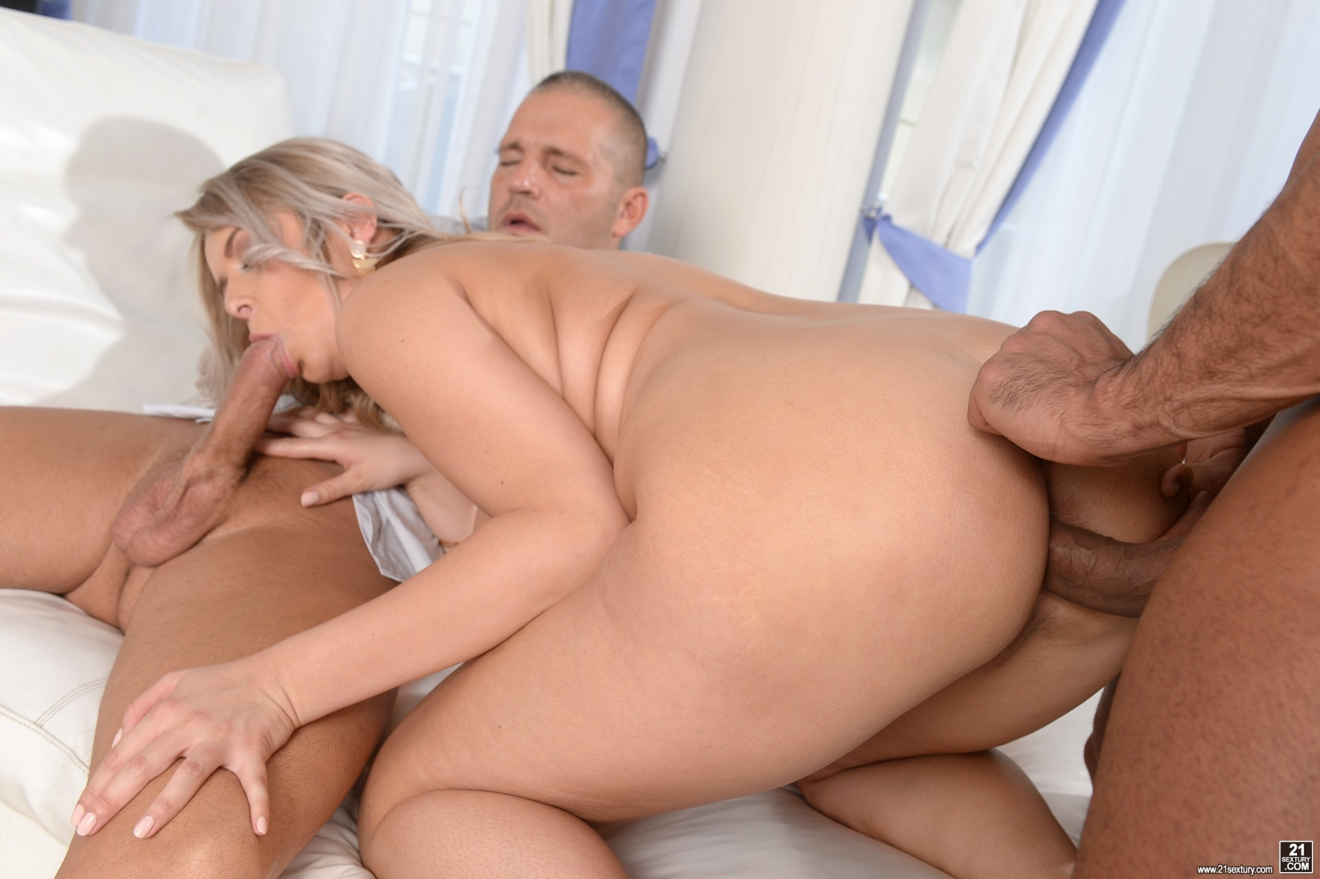 21Sextury 'Taking My Husband and Partner At Once' starring Nikki Dream (Photo 126)