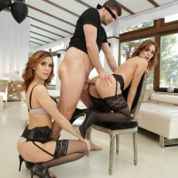 Nikki Fox in '21Sextury' The Fox Twins' First Ever Anal (Thumbnail 88)