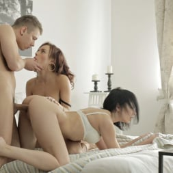 Nora in '21Sextury' and Kimberly's Writhing Threesome (Thumbnail 135)