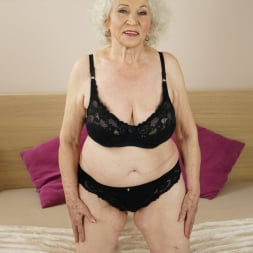 Norma in '21Sextury' Granny's Hairy Pussy (Thumbnail 1)