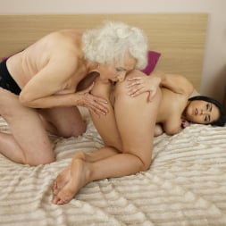 Norma in '21Sextury' Granny's Hairy Pussy (Thumbnail 48)