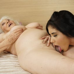 Norma in '21Sextury' Granny's Hairy Pussy (Thumbnail 56)