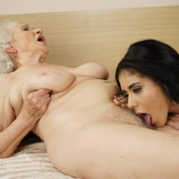 Norma in '21Sextury' Granny's Hairy Pussy (Thumbnail 64)