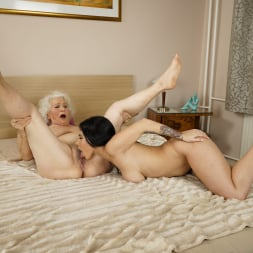 Norma in '21Sextury' Granny's Hairy Pussy (Thumbnail 120)