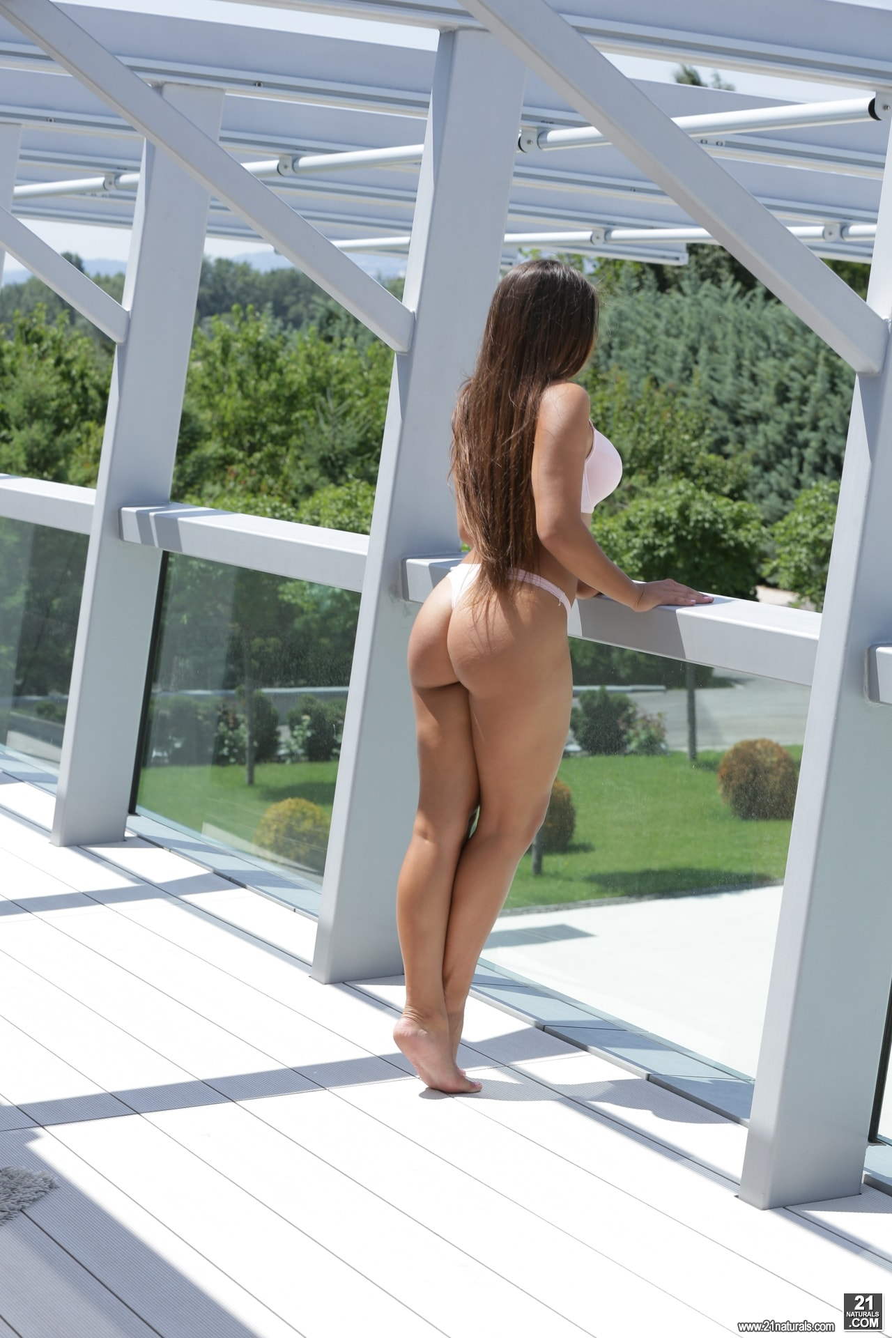 21Sextury 'All Natural 18 Year Old' starring Olivia Nice (Photo 1)