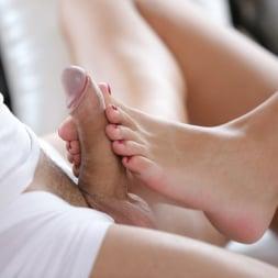 Ornella Morgan in '21Sextury' Foot Love (Thumbnail 85)