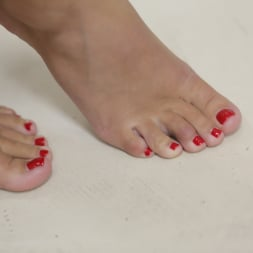 Ornella Morgan in '21Sextury' Lacy Toe Tease (Thumbnail 4)