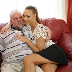 Ornella Morgan in '21Sextury' Pleasing Naughty Grandpa (Thumbnail 46)