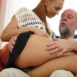 Ornella Morgan in '21Sextury' Pleasing Naughty Grandpa (Thumbnail 69)